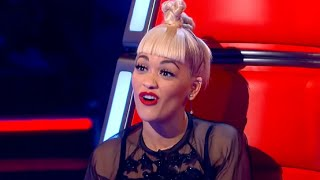 Video Stevie McCrorie - All I Want - Blind Audition - The Voice UK 2015 MP3, 3GP, MP4, WEBM, AVI, FLV Januari 2018