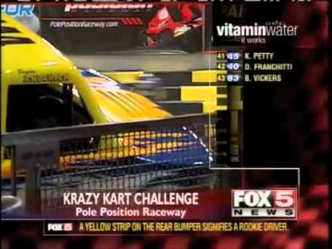 Pole Position Raceway Las Vegas Krazy Kart Challenge