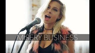 Video Paramore - Misery Business (Andie Case Cover) MP3, 3GP, MP4, WEBM, AVI, FLV April 2018