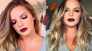 ULTIMATE FALL MAKEUP TUTORIAL 2016! | Casey Holmes by Casey Holmes