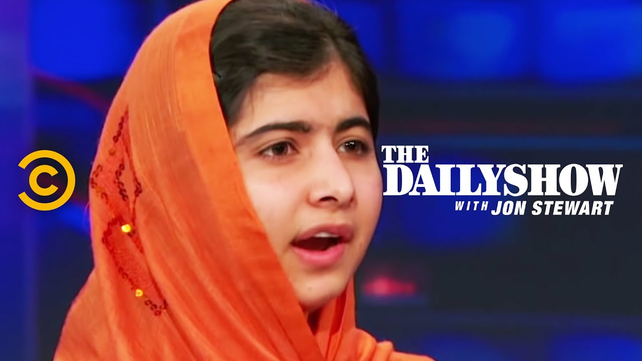 Malala is the Youngest Nobel Peace Prize Winner Ever.