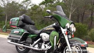 9. Used 2006 Harley Davidson Ultra Classic Electra Glide Motorcycles for sale