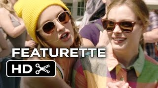 Life Partners Featurette - Two Best Friends (2014) - Leighton Meester, Gillian Jacobs Movie HD