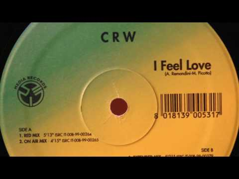 CRW - I Feel Love (Extended Mix) (HD)