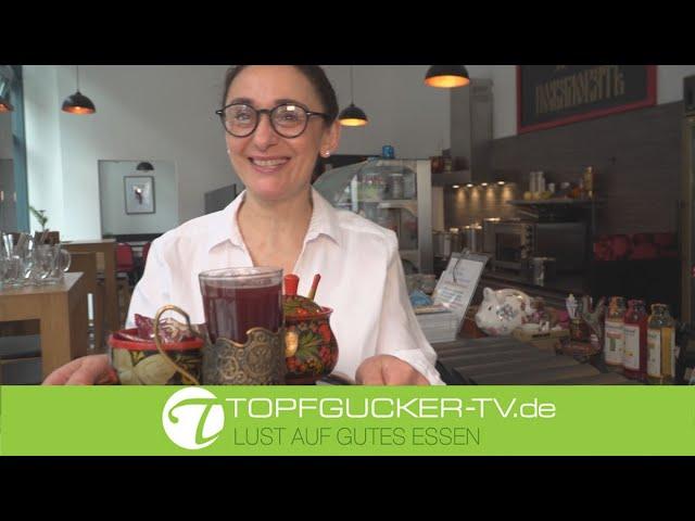 """Russischer Glühwein mit Bier   Dusche Paka """"warme Seele""""    Topfgucker-TV"""