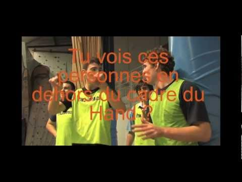 Intro Saint-Girons Handball