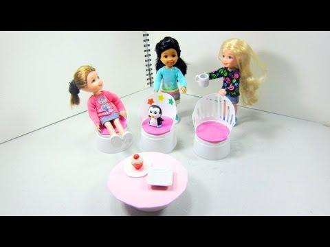 Episodio 542- Cómo hacer sillas y mesa de patio para su muñeca con reciclables
