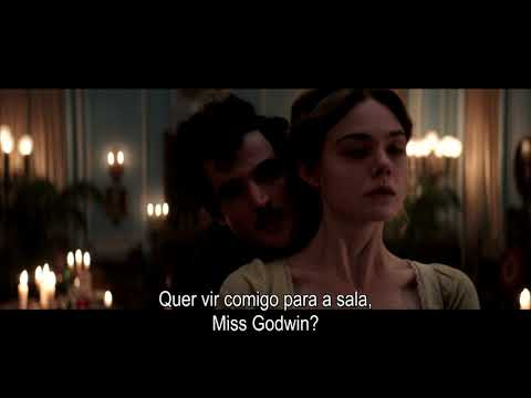 MARY SHELLEY TRAILER OFICIAL