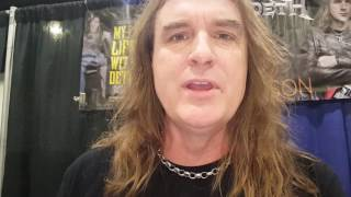 Exclusive: MegaDeth David Ellefson interview