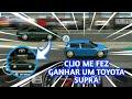 Clio Me Fez Ganhar Um Toyota Supra Drag Racing Classics