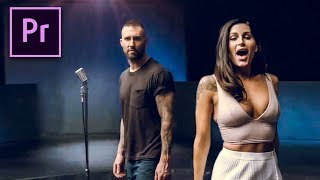 Video ROTATION REVEAL in PREMIERE PRO (Maroon 5 - Girls Like You) MP3, 3GP, MP4, WEBM, AVI, FLV Juni 2018