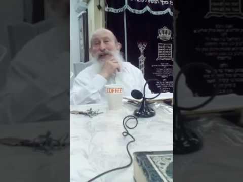 הרב אהרן הלפרין ז&#039 טבת