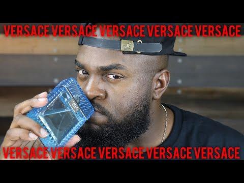 Beard oil - Versace Man Eau Fraiche Fragrance Review