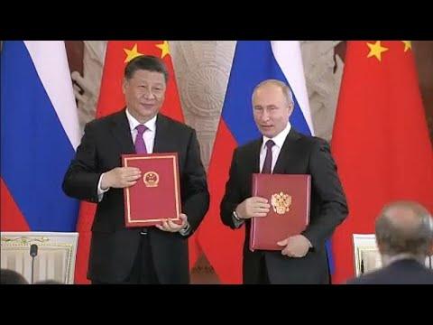 Πούτιν-Σι: Η διπλωματία των πάντα