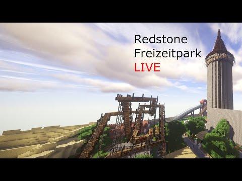 Redstone Freizeitpark: Live + Gewinnspiel am 21.01.2017
