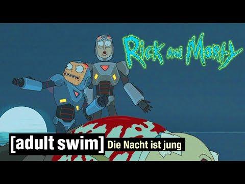 Die Nacht ist jung   Rick und Morty   Reinigendes Fieber   Adult Swim
