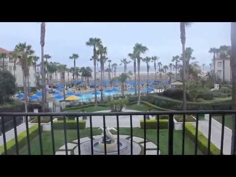 Room at the Hyatt Regency Huntington Beach