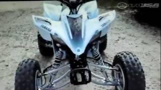 8. Yfz 450 Edition 2012
