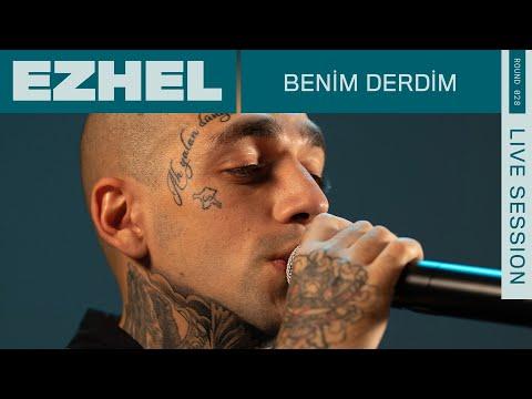 Ezhel - Benim Derdim (Live) | ROUNDS | Vevo