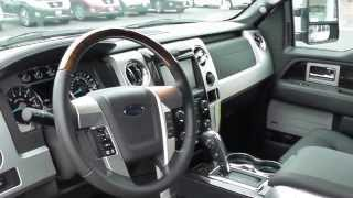 2013 Ford F150 Platinum - Wendle Motors - Spokane, Wa