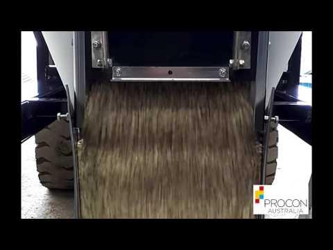 PROCON - Hopper Bins for Dry Ingredient Storage