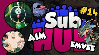 Sub Hub S2 Episode 14 w/ PokeaimMD & Emvee - Pokemon ORAS ANYTHING GOES Showdown Live by PokeaimMD