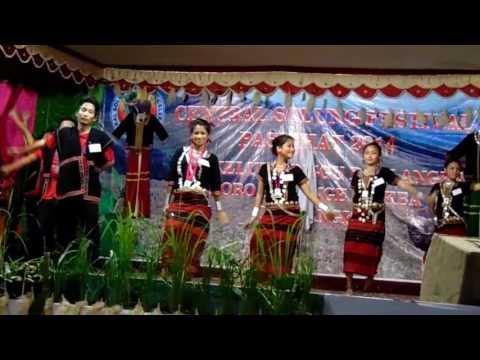 Video Adi modern dance by IGJ Hr. School pasighat song Adi Bane Leko pee download in MP3, 3GP, MP4, WEBM, AVI, FLV January 2017