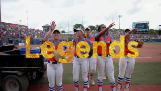 The 2017 Softball Team was the SEC Champions, made it to the program's 8th WCWS and played for a National Championship!*Music Courtesy*Kelsea Ballerini - LegendsJane Zhang (Steve Aoki Remix) - Dust My Shoulders Off