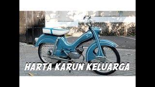 Video MOTOR ANTIK WARISAN KELUARGA - DKW Hummel Indonesia #motovlog 246 MP3, 3GP, MP4, WEBM, AVI, FLV Juli 2018