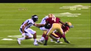 Mark Herzlich vs Nevada (Kraft Fight Hunger Bowl 2011) vs  Nevada  (2011)