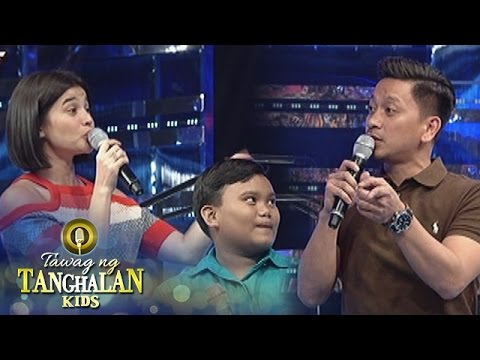 Tawag ng Tanghalan Kids: Anne challenges Jhong in a dialogue