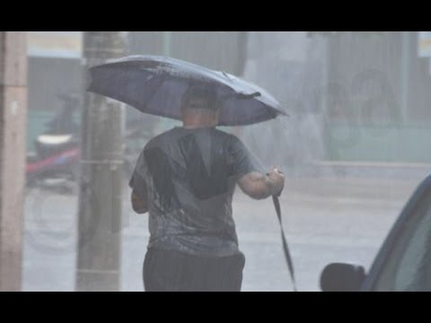 Iσχυρή καταιγίδα ξέσπασε στο Ναύπλιο