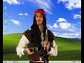 Jack Sparrow el pirata de Internet