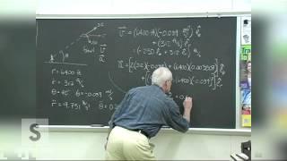 """Saylor.org ME202: Ken Manning's """"Dynamics - Polar Coordinates"""""""