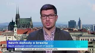 Mayová o budoucích vztazích s EU