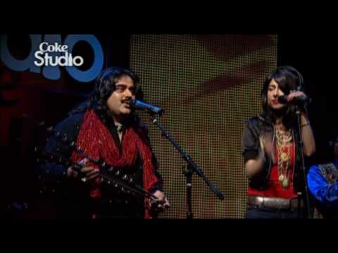 Coke Studio performance, 2010