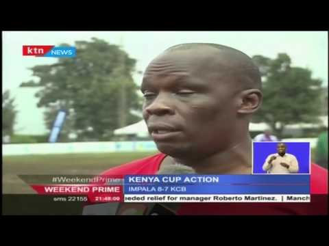 Quins and Impala register wins in the ongoing Kenya Cup Tournament