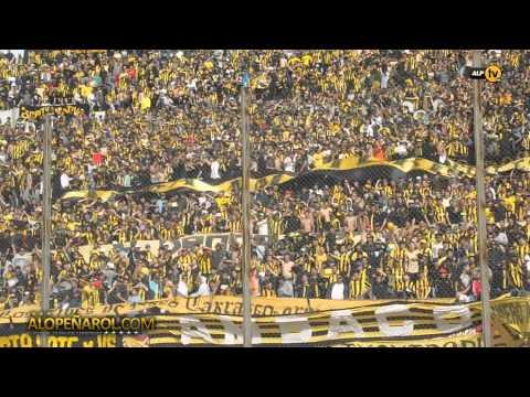 """""""Porque yo soy de Peñarol"""" - La hinchada vs. Cerro - Barra Amsterdam - Peñarol"""