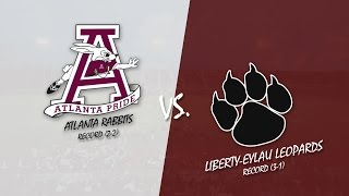 Atlanta (TX) United States  city images : Atlanta vs Liberty-Eylau 2015 (KLFItv Full Broadcast)
