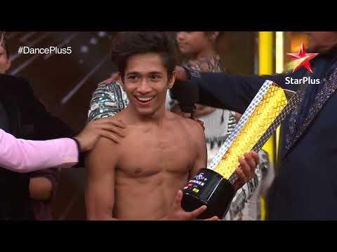 Dance+ 5 | Rupesh Bane wins Dance+ 5