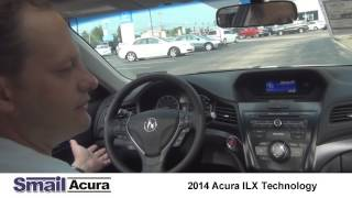 2014 Acura ILX Technology