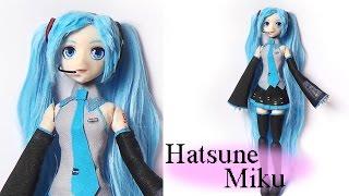 Video Hatsune Miku Inspired Doll (Poseable) - Polymer Clay Tutorial MP3, 3GP, MP4, WEBM, AVI, FLV Desember 2017