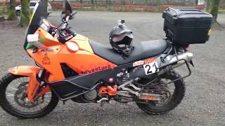 9. Ktm 990 adventure EFI  2007 / enduro / LC8