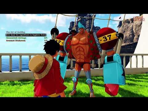 Boss Fights and Open World de One Piece : World Seeker