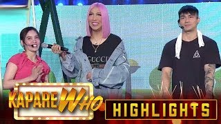 Video Ion and Jackque serve turnips and mangoes to Vice Ganda | It's Showtime KapareWho MP3, 3GP, MP4, WEBM, AVI, FLV Juli 2019