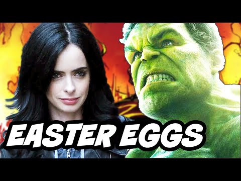 Jessica Jones Episode 5 - 8 Review and Marvel Easter Eggs