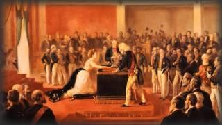 Constituição de 1824 previa que os filhos do imperador maiores de 25 anos fossem senadores. Liberal, ela defendeu libertação...