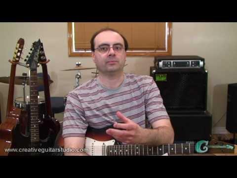 RHYTHM GUITAR: Improving Musical Concentration