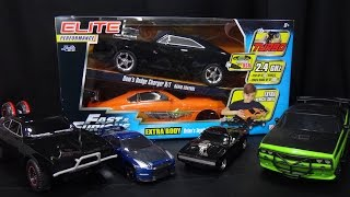 Nonton Fast and Furious Remote Control Car - Dodge Charger and Toyota Supra - Jada Toys RC Film Subtitle Indonesia Streaming Movie Download