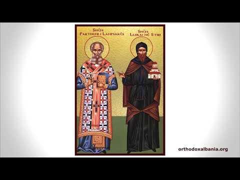 7 shkurt - Oshënar Partheni i Lampsakës